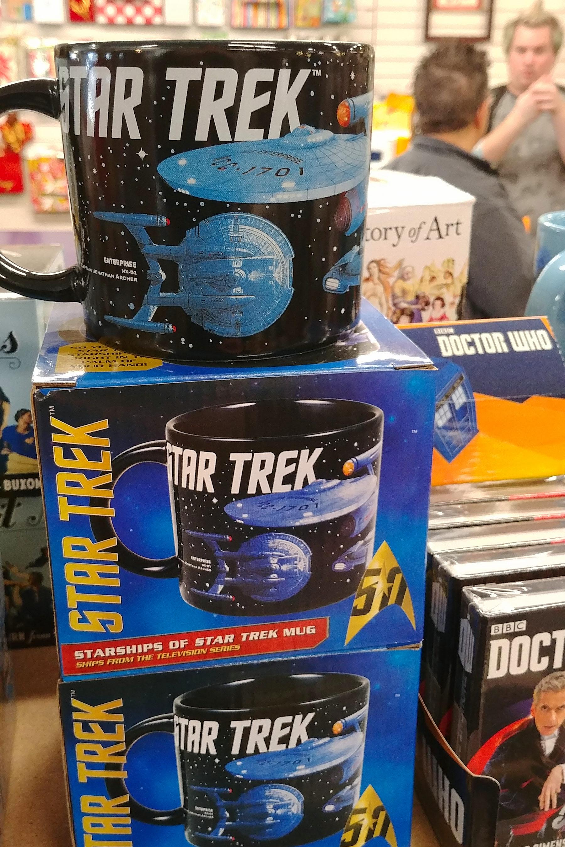 Allegheny Art - Novelty Mugs - Star Trek