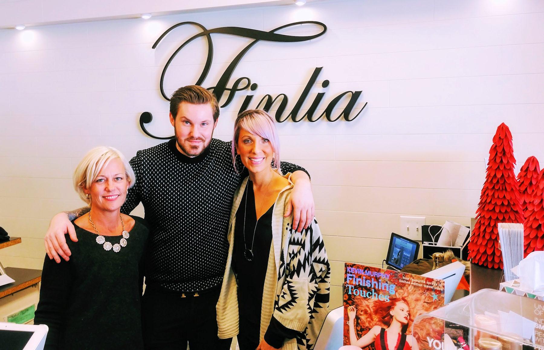Finlia Salon Crew
