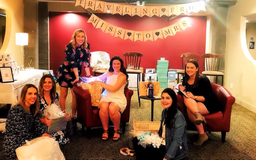 Bridal Shower at The Uptown