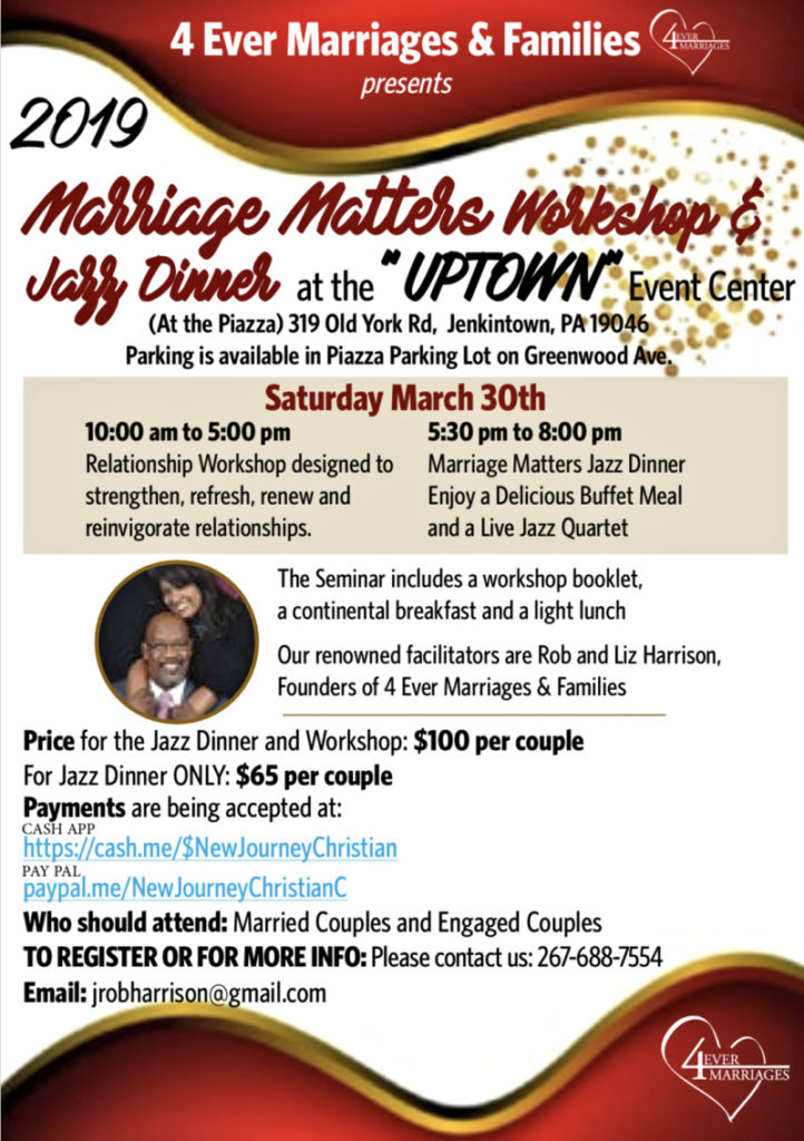 Marriage Matters Workshop